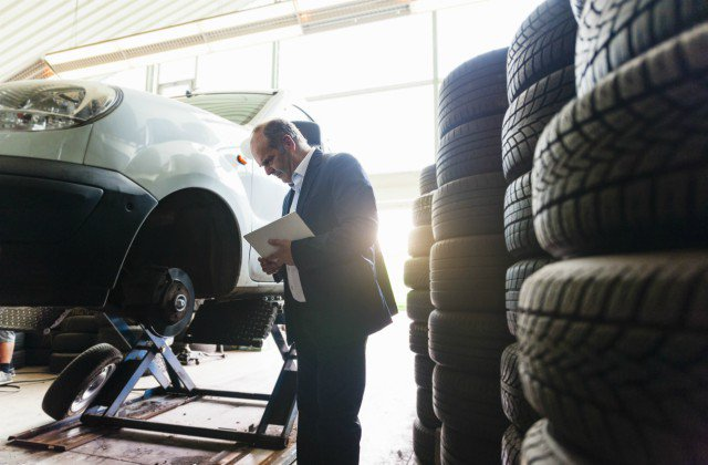 How To Choose A Tire Shop