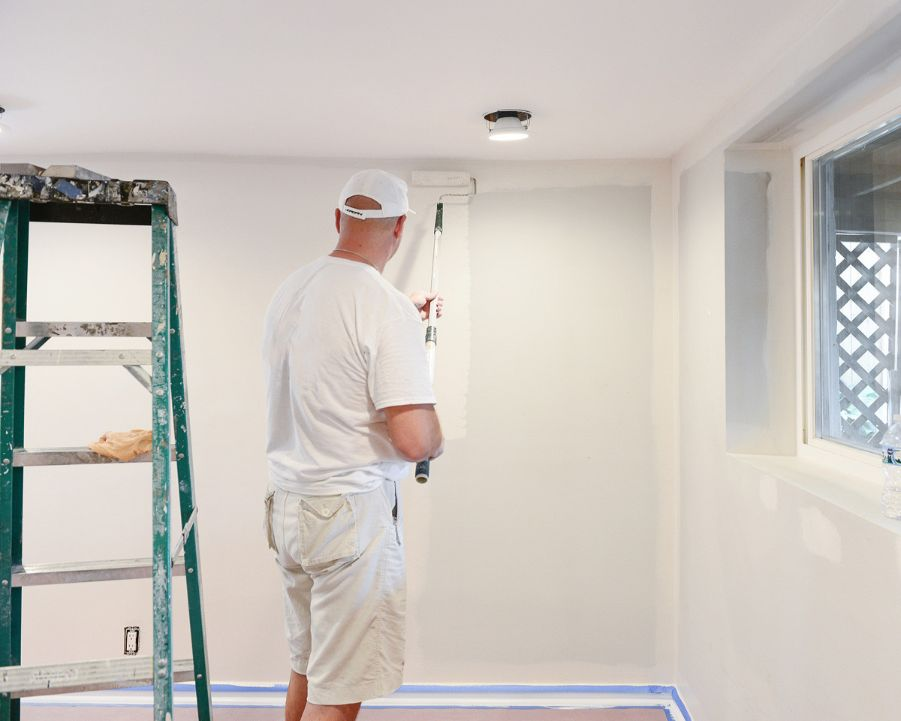 How to hire a painting service?
