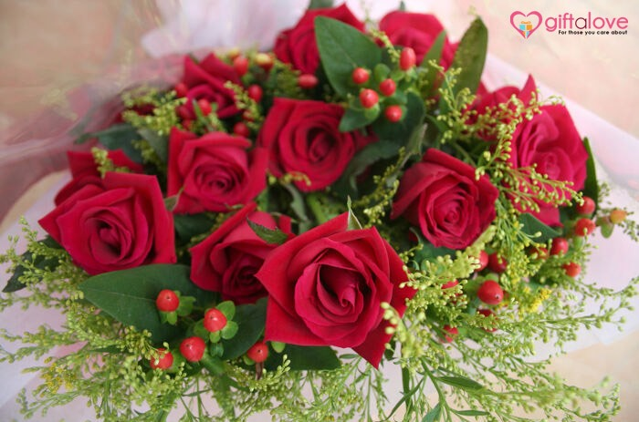 Why it is necessary to choose good quality flowers for gifts?
